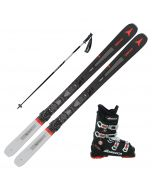 2021 Atomic Vantage 75 C Skis w/ Nordica Cruise 70 Boot and Poles