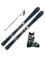 2020 Dynastar Intense 8 Womens Skis w/ Nordica Cruise 65w Boot and Poles