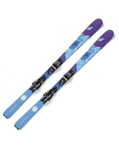 2021 Nordica Astral 78CA Womens Skis w/ TP2 Compact 10 FDT Bindings