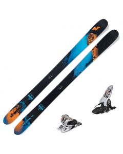 2021 Nordica Enforcer Free 104 Skis with Tyrolia Attack2 13 GW Bindings