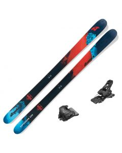 2021 Nordica Enforcer 100 Skis with Tyrolia Attack2 13 GW Bindings