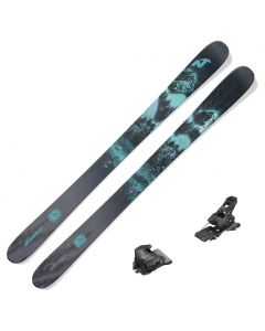 2021 Nordica Santa Ana 104 Women's Skis w/ Tyrolia Attack2 13 GW Bindings