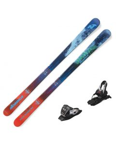 2020 Nordica Soulrider 84 Skis w/ Marker 10.0 TP Bindings