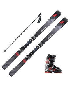 2020 Nordica Navigator 75 CA Skis w/ Rossignol Evo 70 Boot and Poles