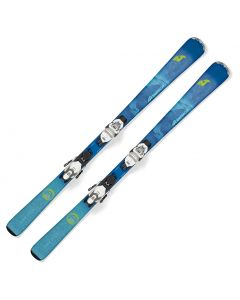 2020 Nordica Astral 74CA Women's Skis w/ TP2 Compact 10FDT Bindings