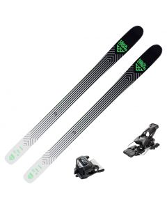 2020 Black Crows Navis Skis w/ Tyrolia Attack2 13 GW Bindings