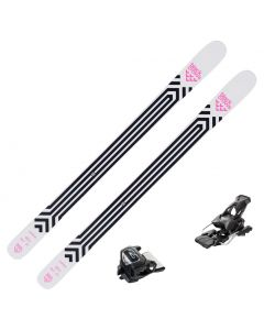 2020 Black Crows Corvus Skis w/ Tyrolia Attack2 13 GW Bindings