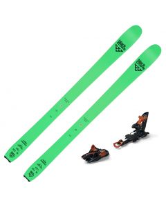 2021 Black Crows Navis Freebird Skis w/ Marker Kingpin13 Bindings