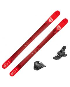 2021 Black Crows Camox Skis w/ Tyrolia Attack2 13 GW Bindings