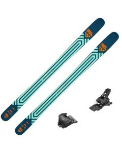 2021 Black Crows Atris Skis w/ Tyrolia Attack2 13 GW Bindings