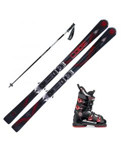 2018 Volkl Code X Skis w/ Nordica Speedmachine 100 Boots and Poles
