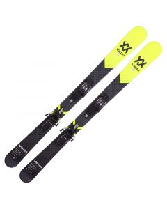 2018 Volkl Revolt Junior Skis w/ Marker Bindings