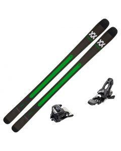 2019 Volkl Kanjo Skis w/ Tyrolia Attack2 11 GW Bindings