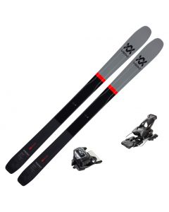 2020 Volkl 90Eight Skis w/ Tyrolia Attack2 13 GW Bindings