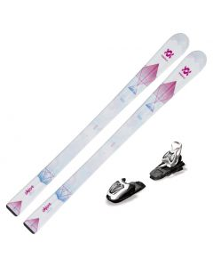 2019 Volkl Junior Chica Skis w/ Marker 4.5 Attiva Bindings