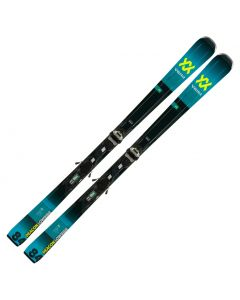 2020 Volkl Deacon 84 Skis w/ Lowride XL 13.0 FR GW Bindings