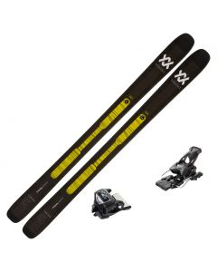 2020 Volkl Confession Skis w/ Tyrolia Attack2 13 GW Bindings