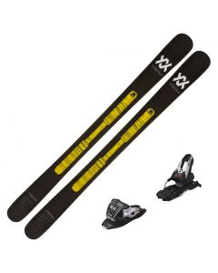 2020 Volkl Junior Confession Skis w/ Marker 10.0 TP Bindings