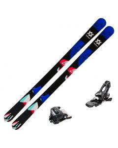 2020 Volkl Bash 86 Women's Skis w/ Tyrolia Attack2 11 GW Bindings
