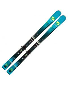 2021 Volkl Deacon 84 Skis w/ Lowride XL 13.0 FR GW Bindings