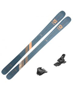 2021 Volkl Secret 92 Women's Skis / Tyrolia Attack2 13 GW Bindings