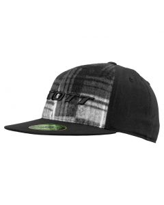 Scott Black Check Cap