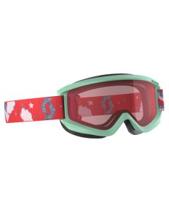 Scott Junior Agent Double Lens Goggles