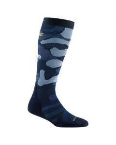 Darn Tough Youth Camo OTC Sock