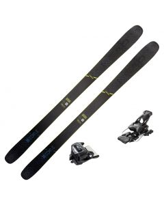2020 Head Kore 93 Skis w/ Tyrolia Attack2 13 GW Bindings