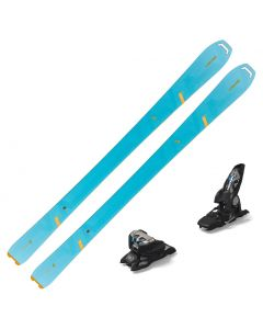 2019 Head Wild Joy Women's Skis w/ Marker Griffon 13 ID Bindings