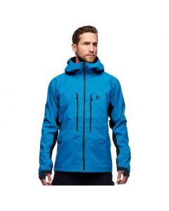 Black Diamond Mens Dawn Patrol Hybrid Shell Jacket