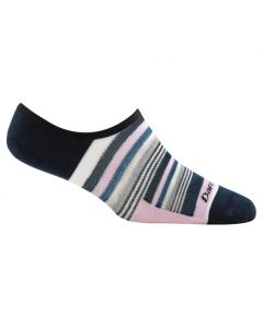 Darn Tough Multi Stripe No Show Sock