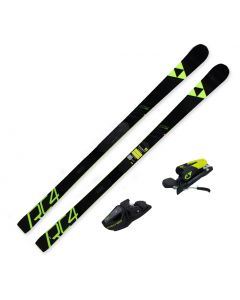 2019 Fischer RC4 Worldcup GS Junior Curv Boost Skis w/ RC4 Z9 Bindings