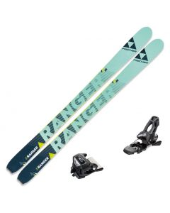 2020 Fischer My Ranger 96 Ti Women's Skis w/ Tyrolia Attack2 11 GW Bindings