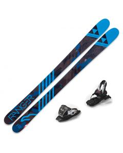 2020 Fischer Ranger FR Skis with Marker 10.0 TP Bindings