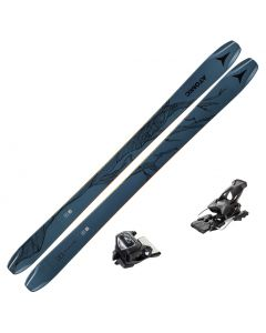 2020 Atomic Bent Chetler 100 Skis w/ Tyrolia Attack 2 13 GW Bindings