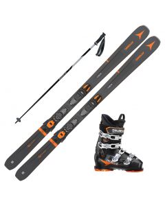 2021 Atomic Vantage 79 C Skis w/ Dalbello DS MX 80 Boots and Poles