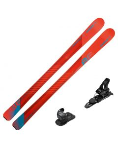 2020 Elan Ripstick 86TW Junior Skis w/ Tyrolia Attack2 11 GW Bindings