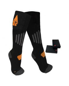 Action Heat AA Battery Heated Socks