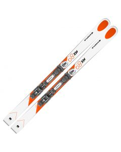 2020 Kastle MX 89 Skis w/ K12 TRI GW Bindings