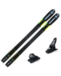 2019 Dynastar Legend X88 Skis w/ Marker Griffon 13 ID Bindings