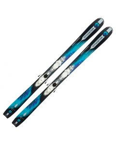 2019 Dynastar Legend W88 Women's Skis w/ Look Xpress 11 Bindings