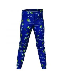 Hot Chillys Kid's Original II MTF Print Ankle Tight