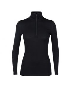 Icebreaker Women's Oasis Long Sleeve Half Zip