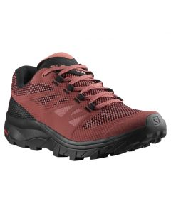 Salomon Womans OUTline GTX Trail Running Shoe