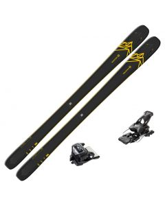 2020 Salomon QST 92 Skis w/ Tyrolia Attack2 13 GW Bindings