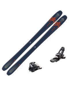 2020 Salomon QST 85 Skis w/ Tyrolia Attack2 11 GW Bindings