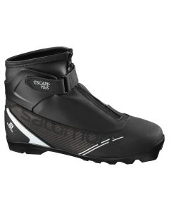2021 Salomon Escape Plus Prolink Black White Cross-Country Boots