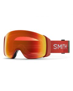 2021 Smith 4D Mag Asian FIt Goggle