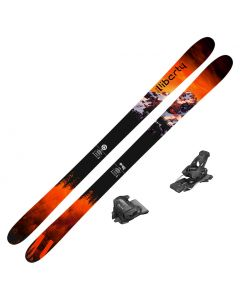 2020 Liberty Origin 96 DEMO Skis w/ Tyrolia Attack2 13 GW Bindings